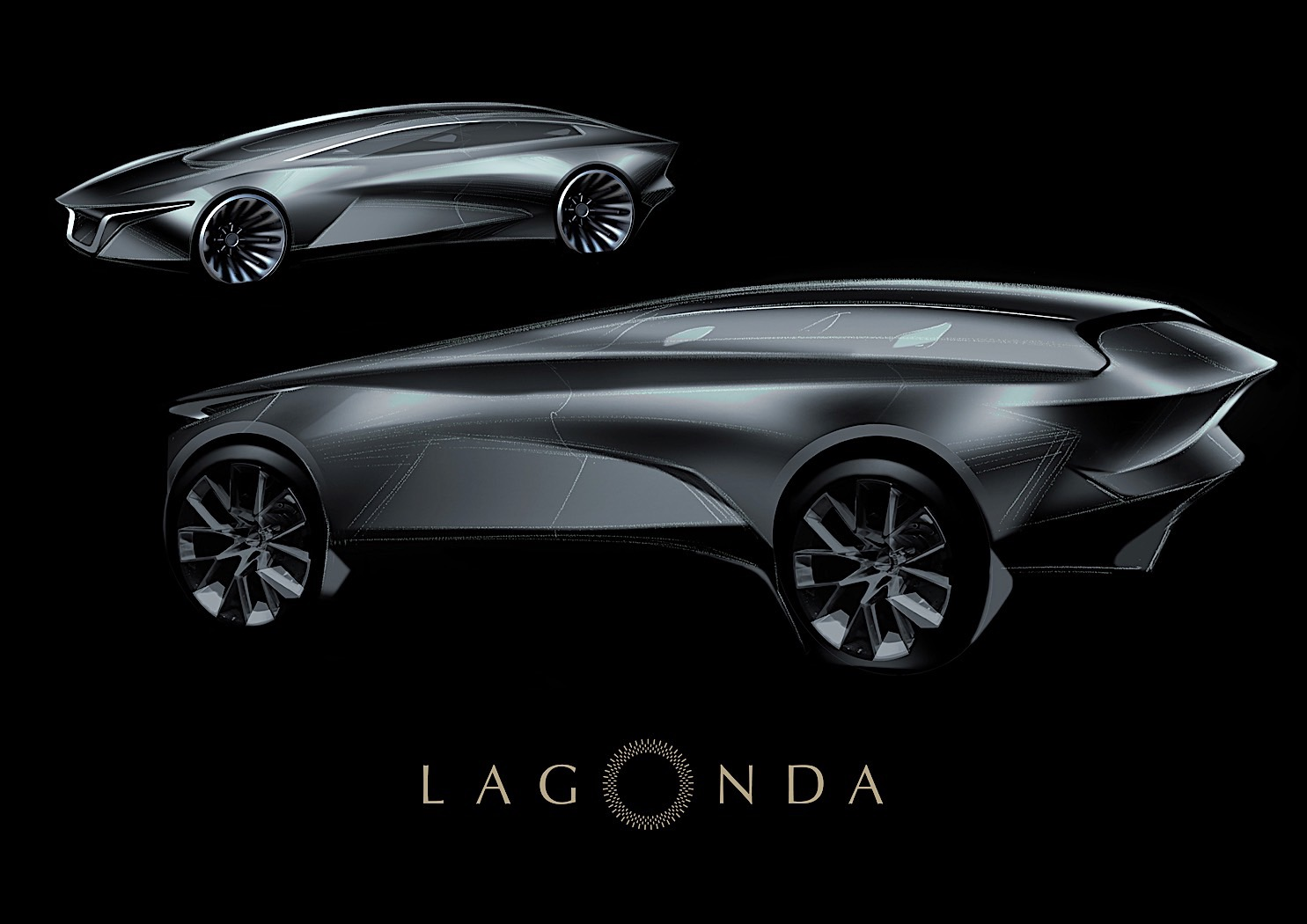Aston Martin greenlights radical Lagonda SUV