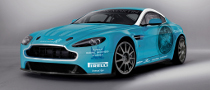 Aston Martin V12 Vantage Goes to Nurburgring