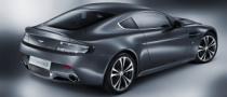 Aston Martin V12 Vantage Isn't Coming to the US
