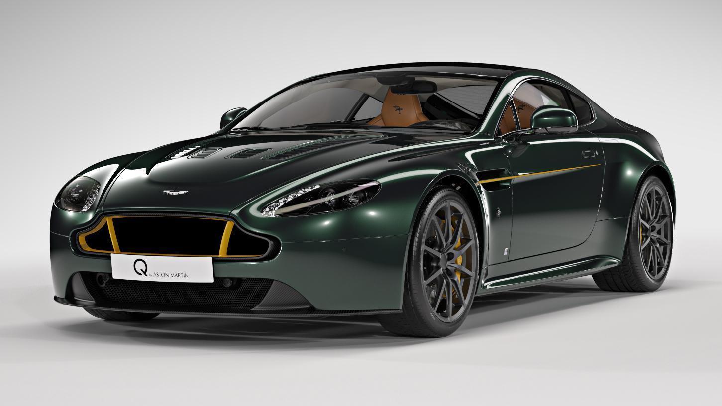 The Aston Martin V Vantage S Spitfire Is The Idea Of A - Aston martin car dealers