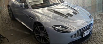 Aston Martin V12 Vantage Sound Great in Dubai [Video]