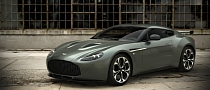 Aston Martin V12 Zagato to Make Auto Show Debut in Frankfurt