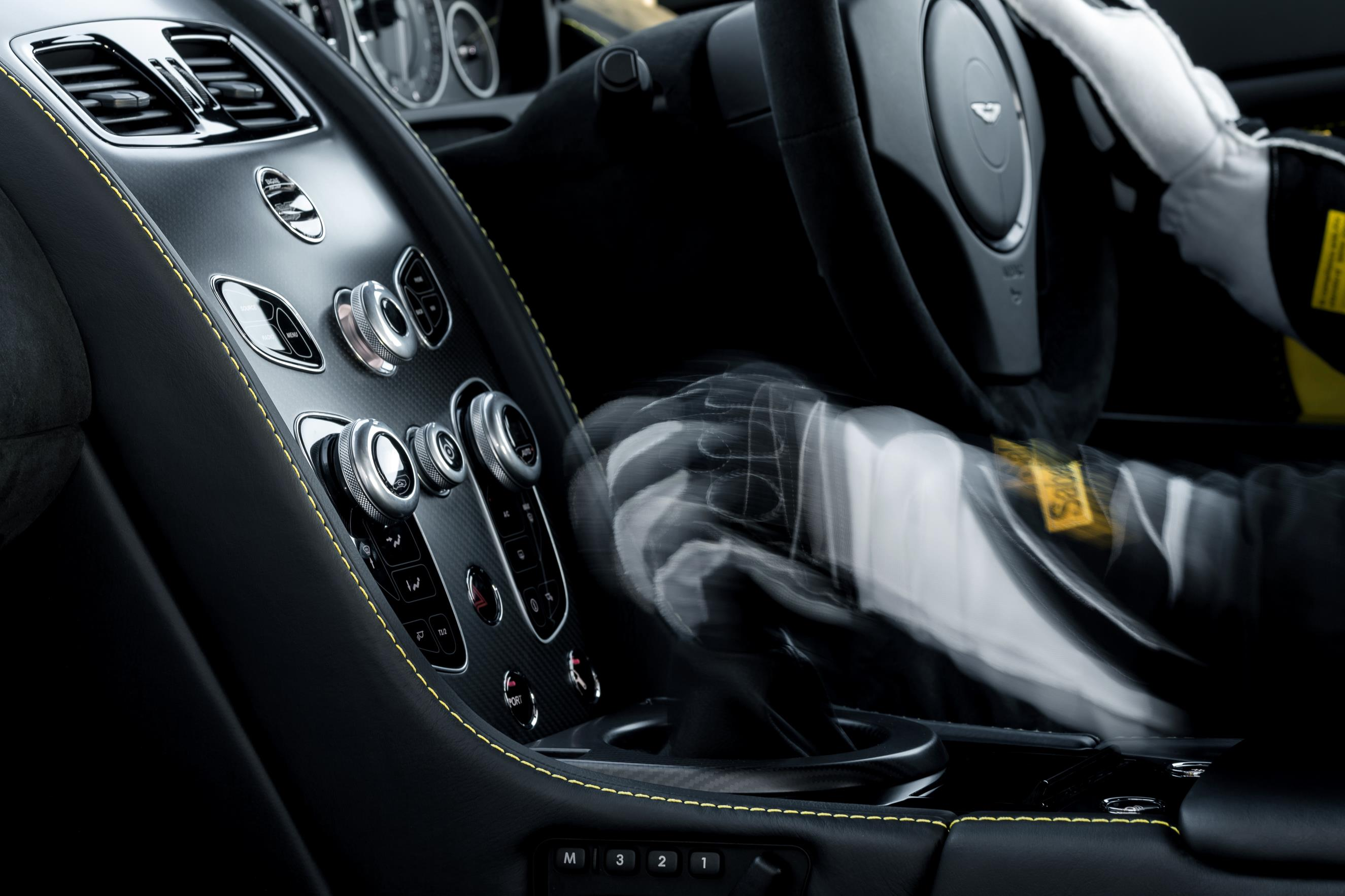 Aston Vantage Manual