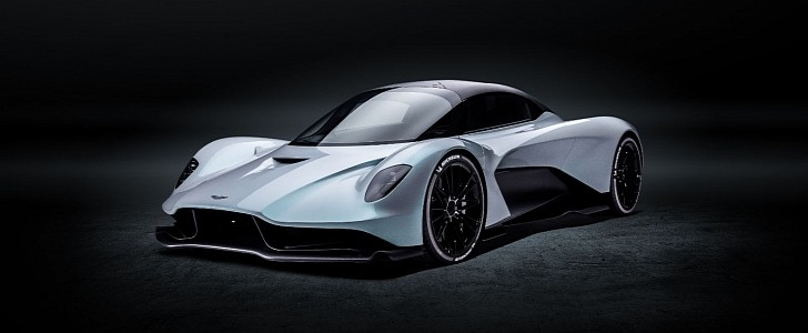 Aston Martin Valhalla Might Get An Amg Four Cylinder Plug In Hybrid Autoevolution