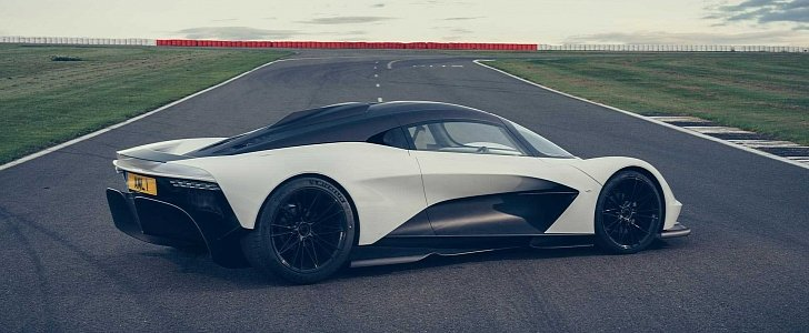 Aston Martin Valhalla Track Debut Video Features More Music Than Engine Sounds Autoevolution