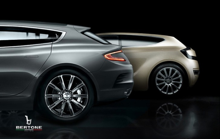 Aston Martin Vanquish-based Bertone Jet 2 Updated for Geneva