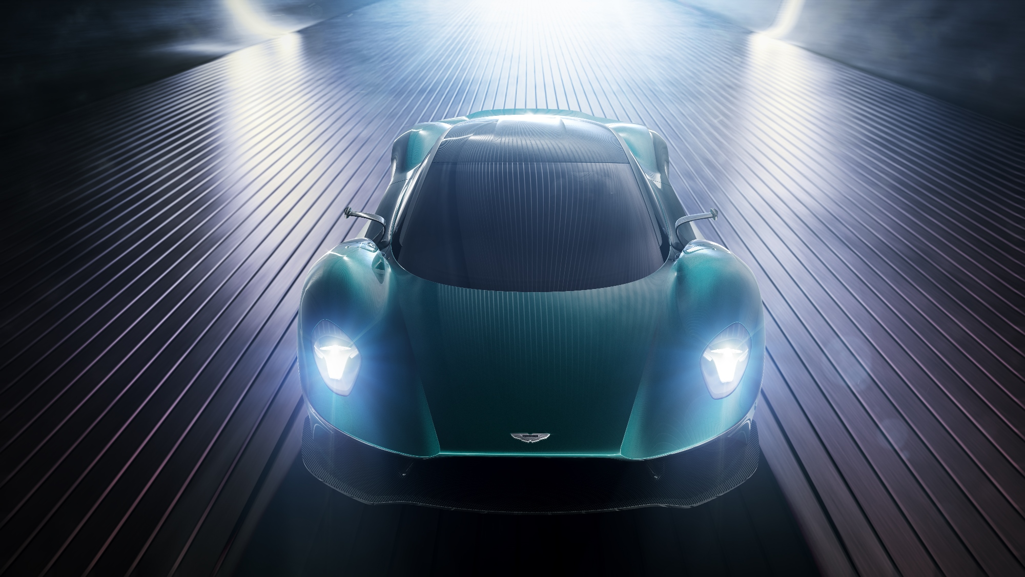 Aston Martin Vanquish Mid Engine Supercar Confirmed With Twin Turbo V6 Autoevolution