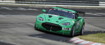 Aston Marting V12 Zagato Getting Ready to Rumble at the Nurburgring