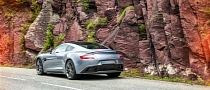 Aston Martins Belong in the Mountains