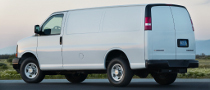AT&T Buys Big Chevrolet Express CNG Fleet