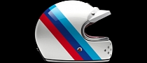 Ateliers Ruby 90 Years of BMW Special Edition Helmets [Photo Gallery]