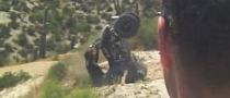 ATV Rider Being Very Stupid. Twice. [Video]