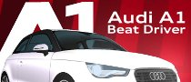 Audi A1 Beat Driver App Now Available on Apple iPad