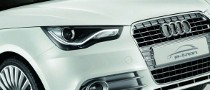 Audi A1 e-tron to Use UQM Electric Motors