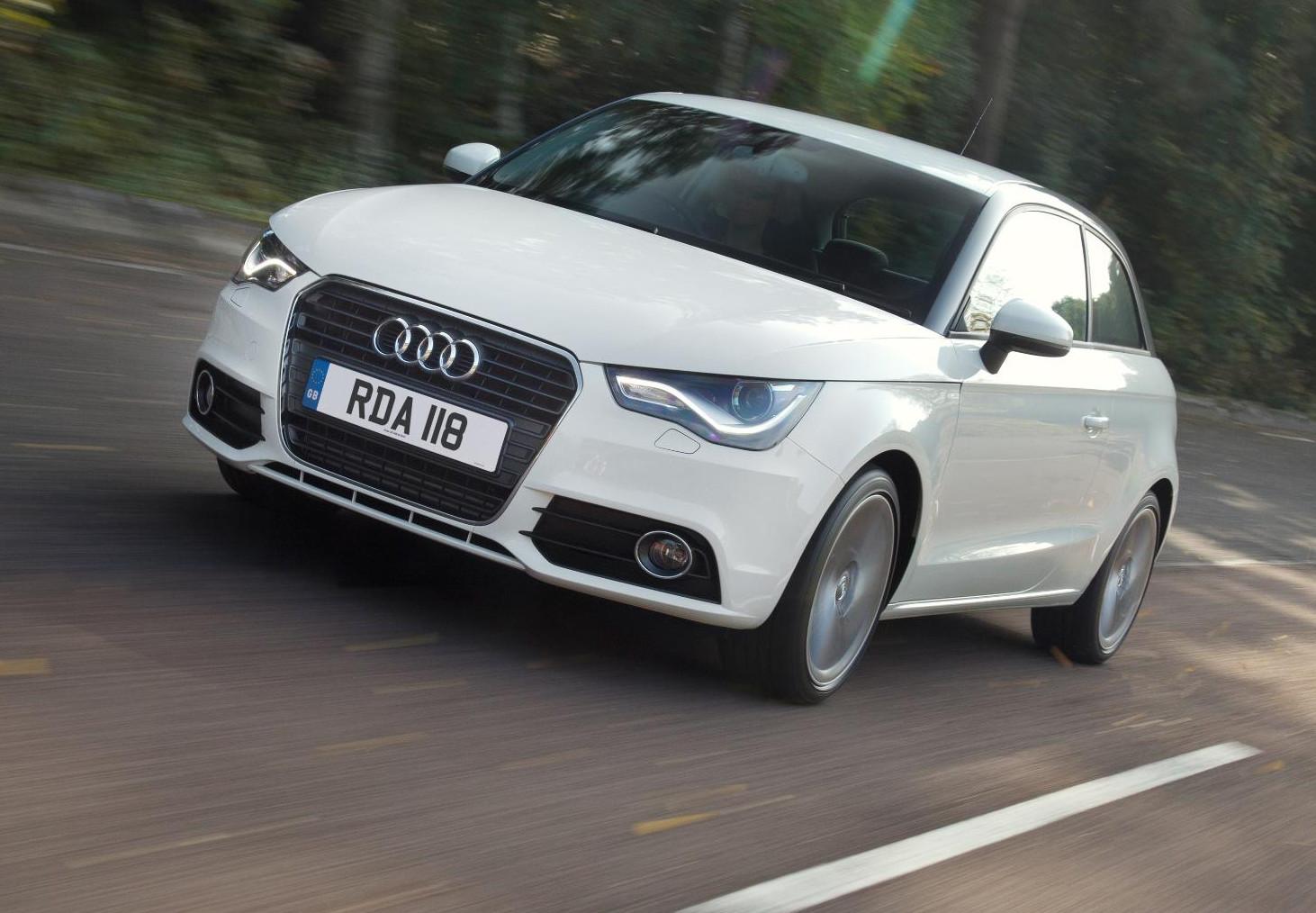 Audi A Named Best Small Car At Fleet World Honours Autoevolution - Audi small car