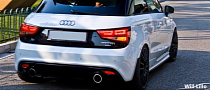 Audi A1 quattro MTM Is What Happens When Engineers Go Crazy [Video]
