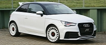 Audi A1 quattro Touched by ABT