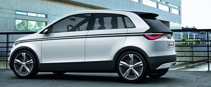 audi a2 could return on the market as an mpv autoevolution. Black Bedroom Furniture Sets. Home Design Ideas