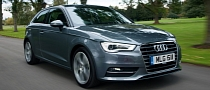 Audi A3 1.2 TFSI Is Surprisingly Economical in Britain