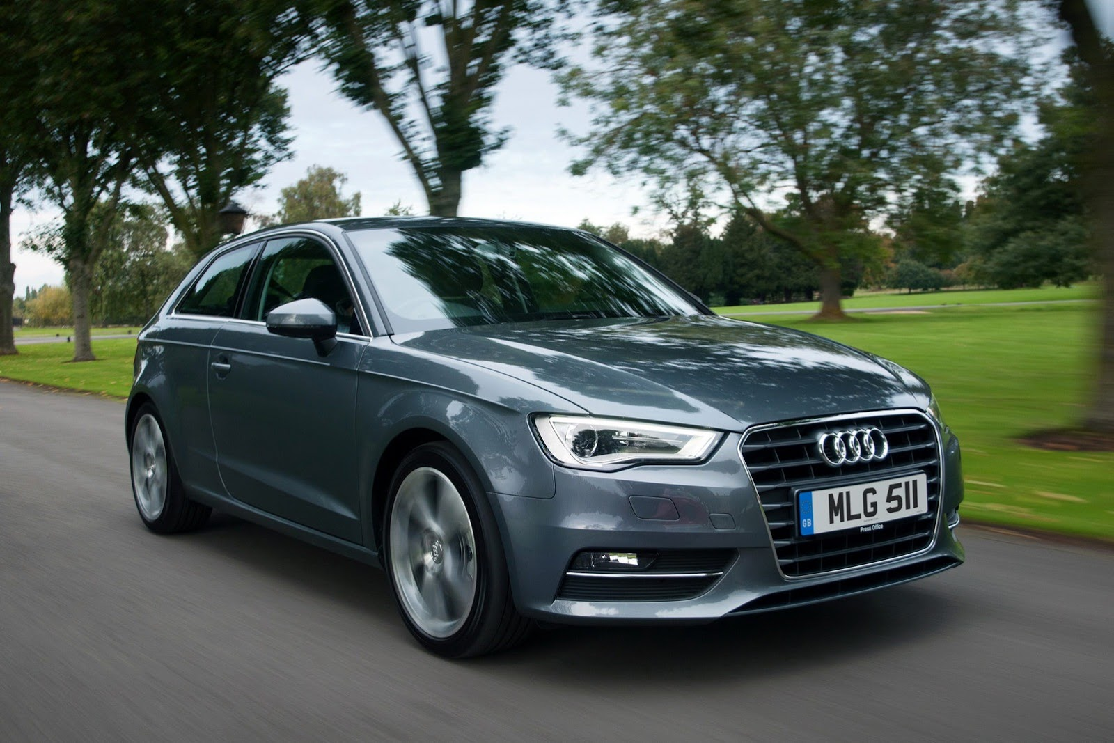audi a3 1 2 tfsi is surprisingly economical in britain autoevolution. Black Bedroom Furniture Sets. Home Design Ideas