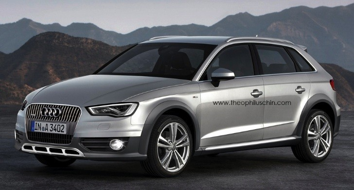 Audi A3 Allroad in the Cards