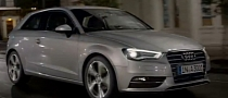 Audi A3 Commercial: Phone Number on MMI [Video]