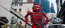 Audi A3 e-tron Commercial Has Dancing Robots [Video]