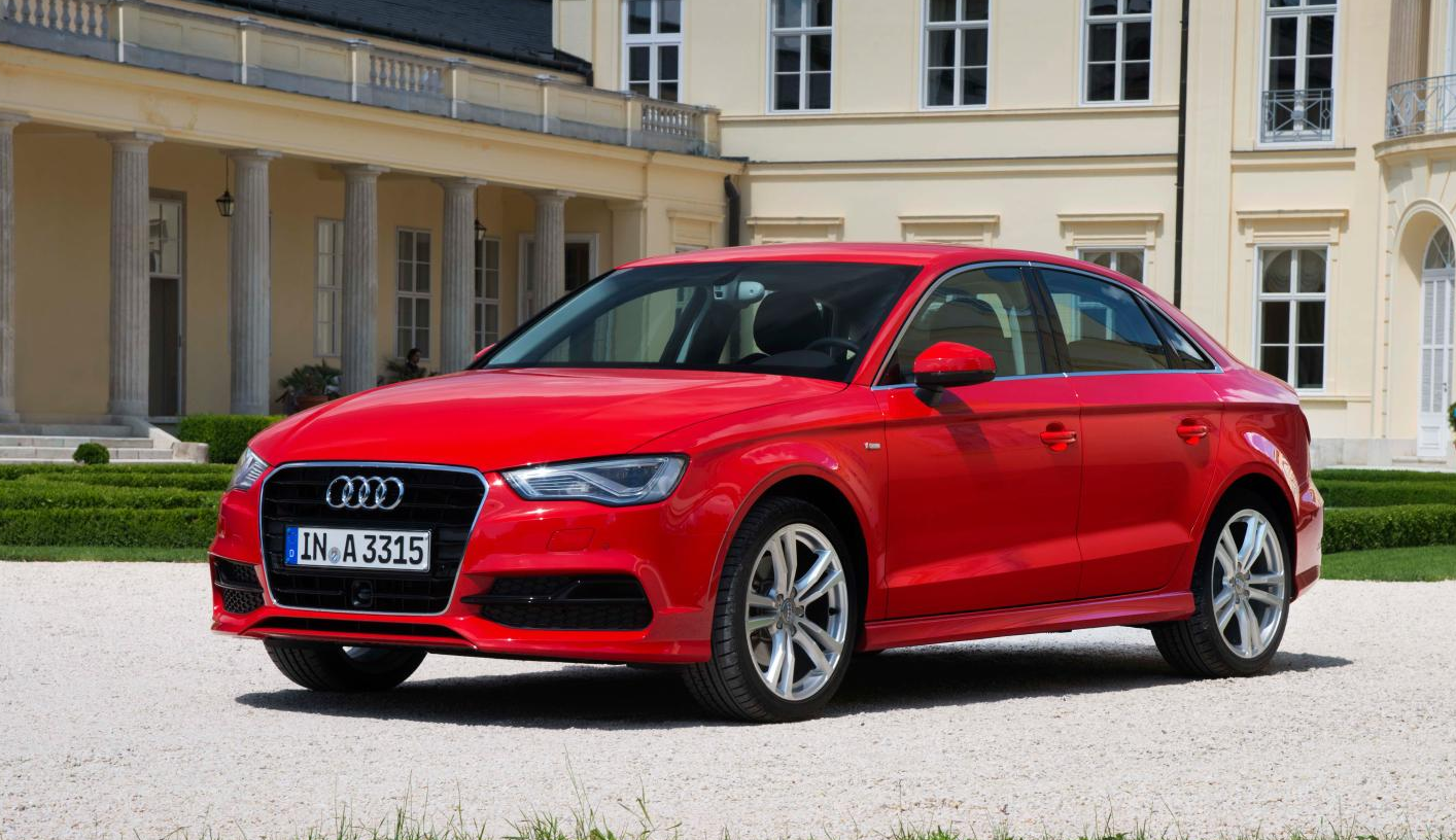 audi a3 saloon making uk debut with 3 engines pricing announced autoevolution. Black Bedroom Furniture Sets. Home Design Ideas