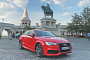Audi A3 Saloon Showcases Its Style in Budapest [Video]