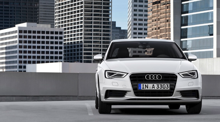 Audi A3 Sedan / Limousine Makes Video Debut [Video]