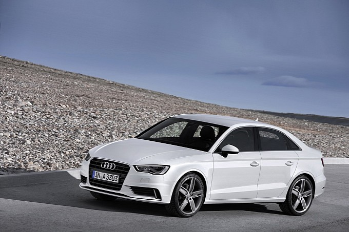 Audi A3 Sedan, Q3 to Be Built in Brazil from 2015