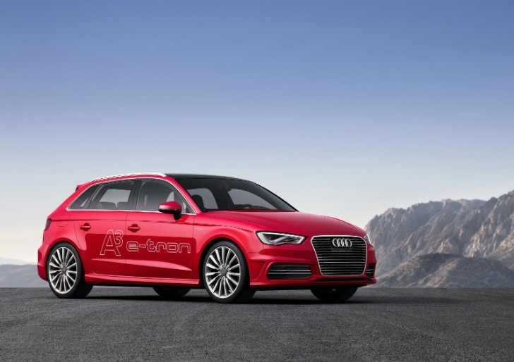 Audi A3 Sportback e-tron Coming in 2014