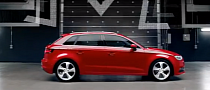 Audi A3 Sportback TV Commercial: Harder Better Faster Stronger [Video]