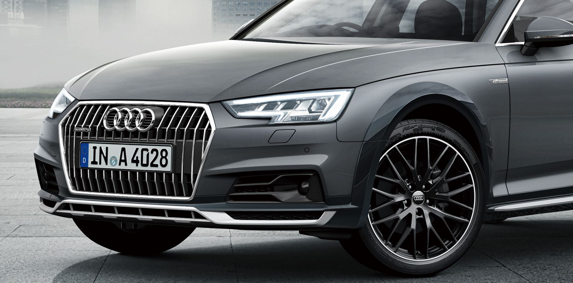 Audi A4 Allroad Absolute Has Piano Black Cladding In Japan