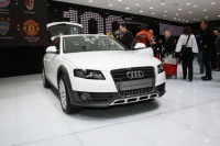 Audi A4 Allroad Quattro at Geneva