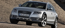 Audi A4 Allroad US Debut Set for 2013