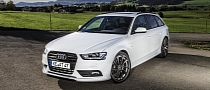 Audi A4 Avant Gets Impressive Power Upgrades from ABT [Photo Gallery]