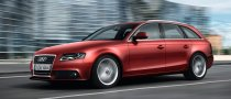 Audi A4 Gets an Efficiency Boost