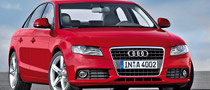 Audi A4 Is Germany's Most Popular Premium Car in 2008
