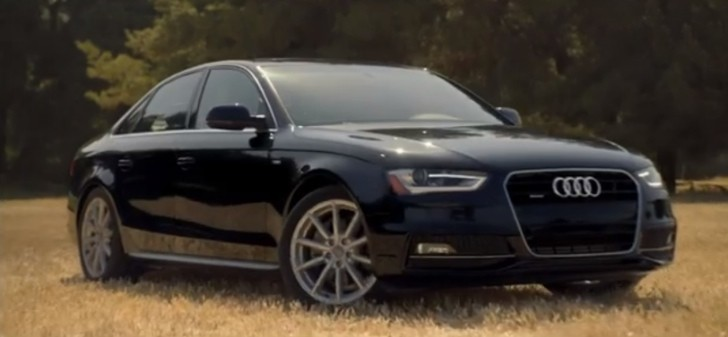 "Audi A4 ""Rally"" Commercial: Why Mom Needs quattro [Video]"