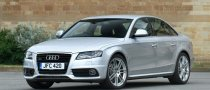 Audi A4 Rules Germany...