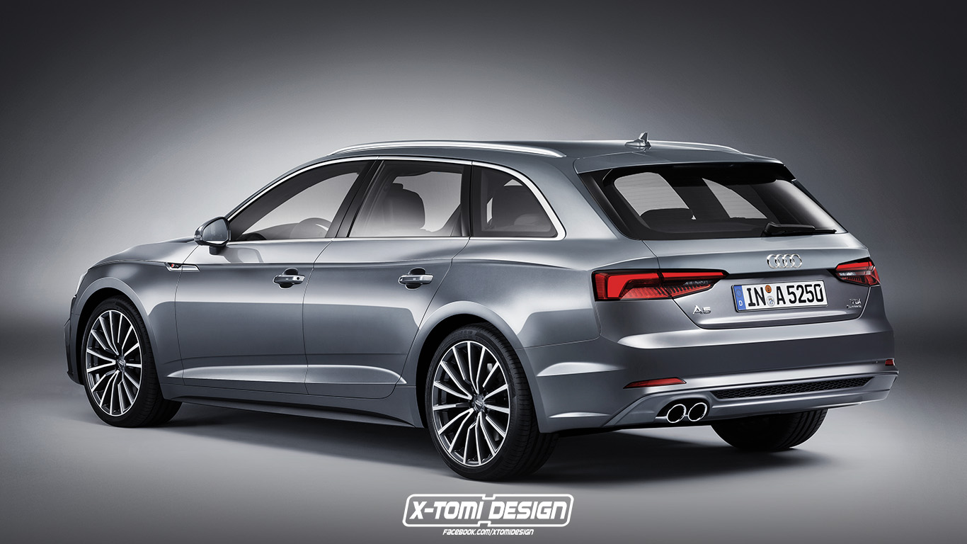 audi a5 avant rendering looks like something that needs to. Black Bedroom Furniture Sets. Home Design Ideas