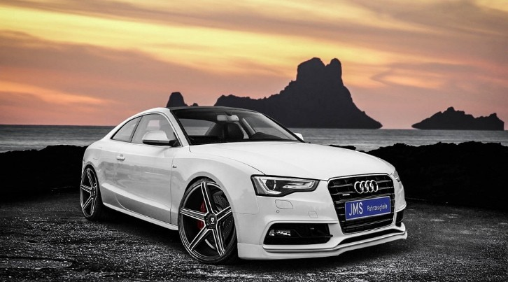 Audi A5 Facelift Tuned by JMS