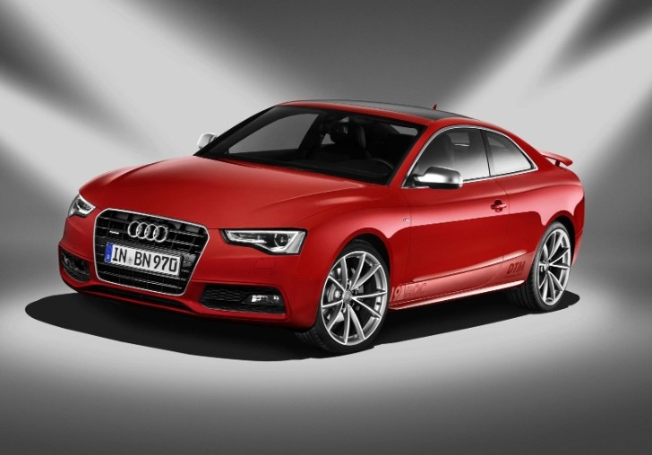Audi A5 Gets DTM Champion Special Edition