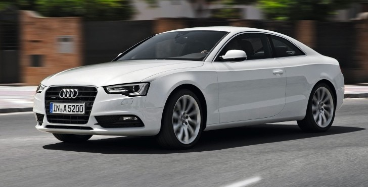 Audi A5 Gets New TDIe Diesel Engines