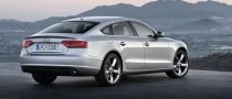 Audi A5 Sportback Official Details and Photos