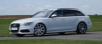 Audi A6 3.0 BiTDI Tuned by MTM [Photo Gallery]