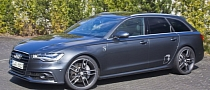 Audi A6 3.0 TDI Biturbo Tuned to 390 HP
