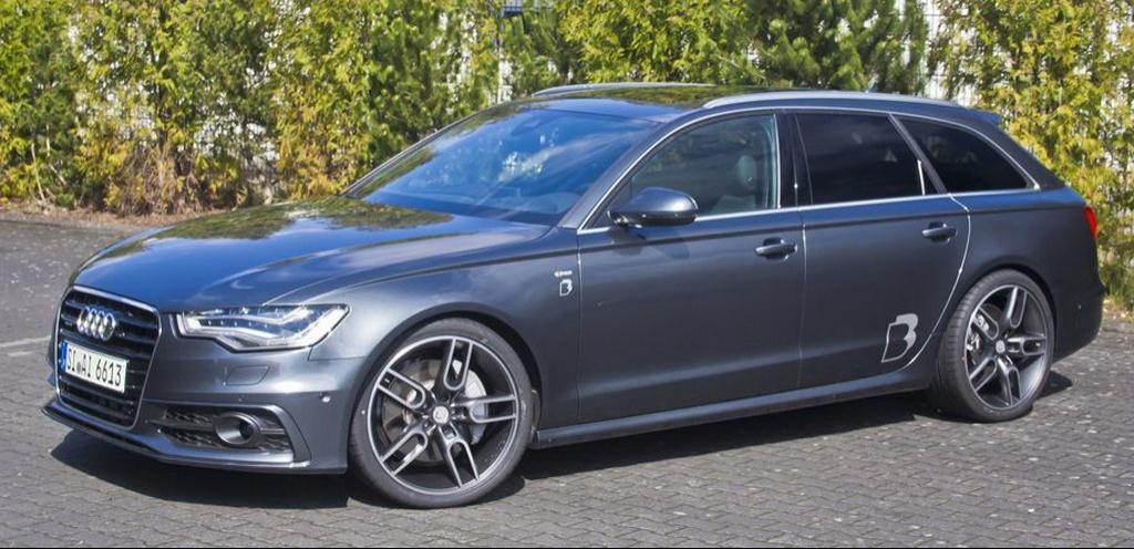 Audi A6 3 0 Tdi Biturbo Tuned To 390 Hp Autoevolution