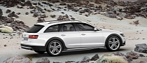 Audi A6 Allroad quattro UK Pricing